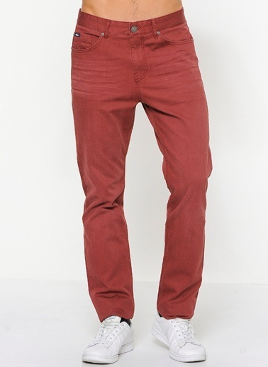 Lee Cooper Pantolon Bordo